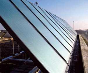 municipal solar panel systems